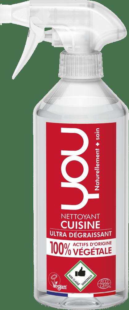 spray nettoyant cuisine
